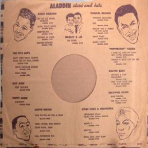 aladdin single personals Complete your aladdin record collection discover aladdin's full discography shop new and used vinyl and cds.
