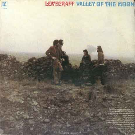 Reprise RS 6419 - Valley of the Moon - Lovecraft [1970] Formerly H.P. ...