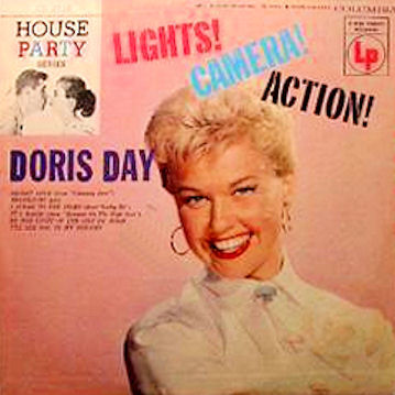 Doris Day Smoking
