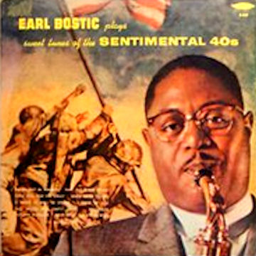 Earl Bostic And His Orchestra - Moonglow / Ain't Misbehavin'