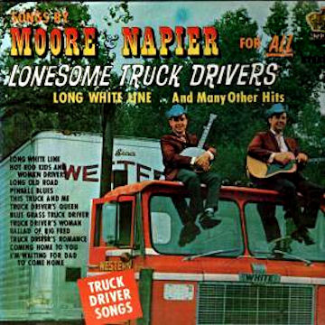 old songs about truck driving