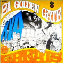 Various KYA 21 Golden Gate Greats Vol Two