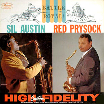 Red Prysock I Heard It Through The Grapevine Groovy Sax