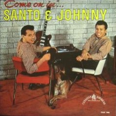 Linda Scott Santo Johnny Christmas DayTwistin Bells