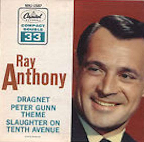 Ray Anthony MA mono Ray Anthony