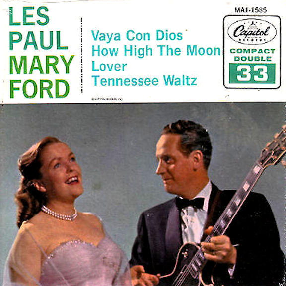 Les Paul and Mary Ford Les Paul And Mary Ford Jura - It's Been A Long Long Time