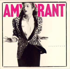 love is a four letter word album cover - favorite cover pose of amy grant 39 s unguarded album