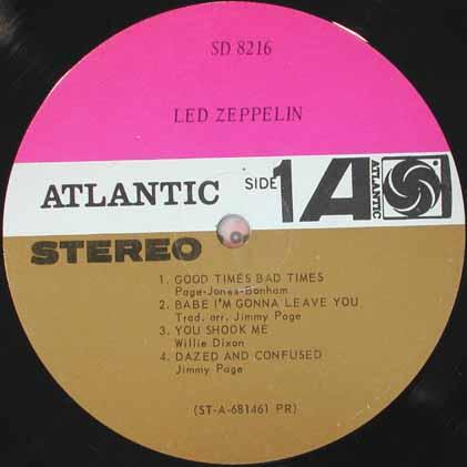 Atlantic Album Discography Part 4