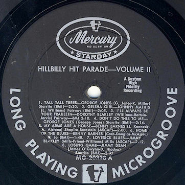 Mercury Album Discography Part 5