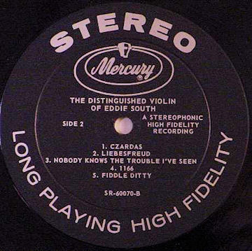 Mercury Album Discography Part 7