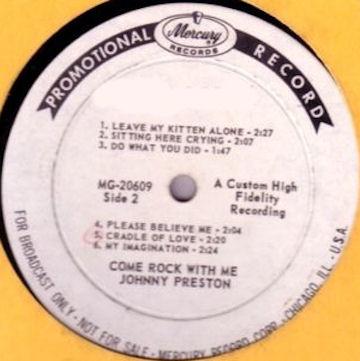 Mercury Album Discography Part 8