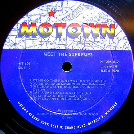 Motown Album Discography Part 1 1961 1981