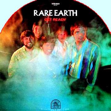 Rare Earth Album Discography