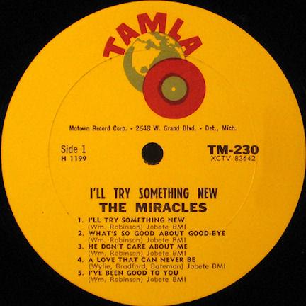 Tamla Album Discography 1961 1981