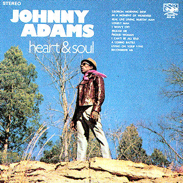Image result for johnny adams 1969""