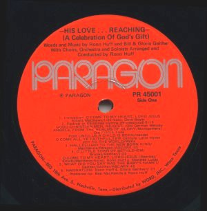 NewPax/Paragon Album Discography